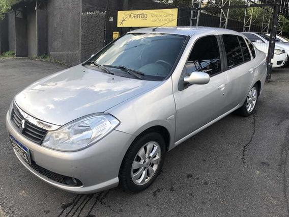 Renault Symbol Sedan Privilege 1.6 16v 4p