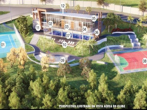 Imagem 1 de 9 de Terreno À Venda, 585 M² Por R$ 430.000,00 - Condomínio Cyrela Landscape - Votorantim/sp - Te0042 - 67640505