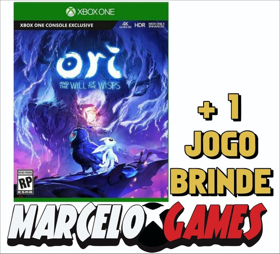 Ori And The Will Of The Wisps Xbox One Midia Digital