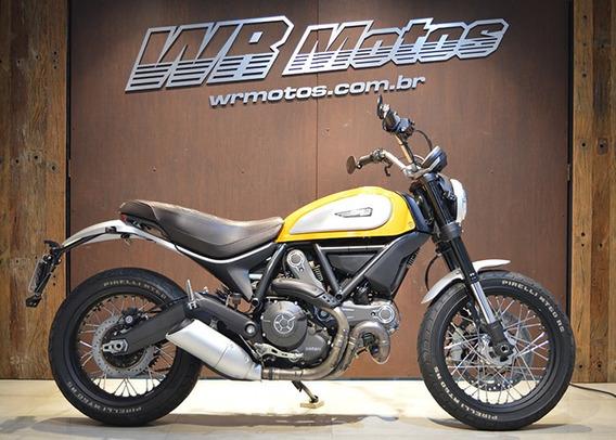 Scrambler Classic 800cc