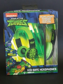 Tortugas Ninja Auriculares Kid Safe - Los Germanes