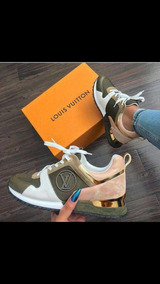 Zapatillas Louis Vuitton Mujer