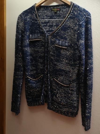 Suéter Tejido Azul, Marca That