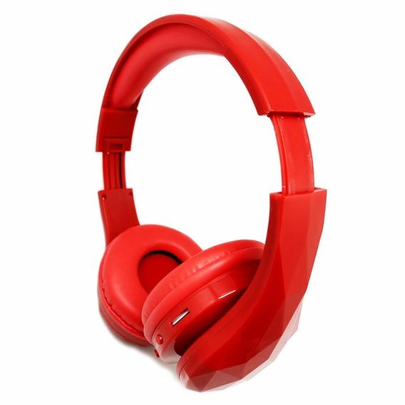 Fone Headphone Bluetooth Ms-b8 Radio Fm Mp3 Samsung iPhone