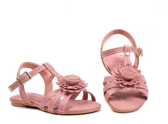 Sapato Infantil Menina Sandália 2032