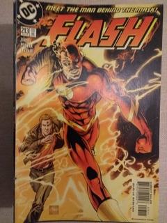 The Flash Vol 2 #213