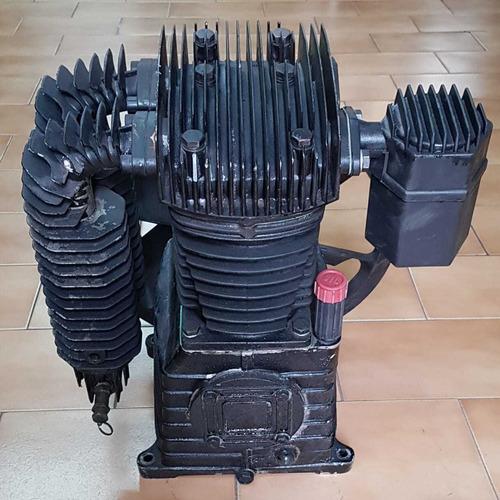Cabezal De Compresor 7,5 Hp Reparado A Nuevo Italiano!!!!