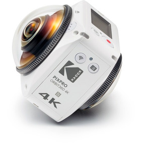 Camera Kodak 3d Pixpro 4k 360 Graus Vr