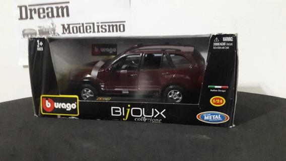 Burago Bmw X5 Escala 1/24