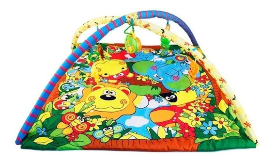Tapete Tapetinho Brinquedos Infantil Bebê Musical Inmetro