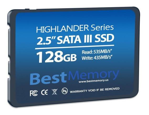 Ssd 128gb Sata3 Btsda-128g-535 - Best Memory