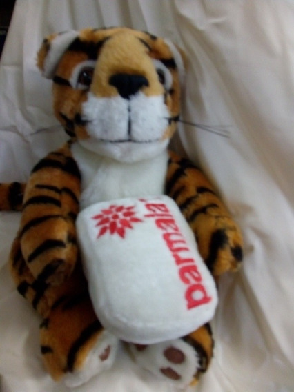 Tigre Pelucia Parmalat