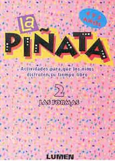 Piñata 2-las Formas (4/5 Años) - Diana Albala