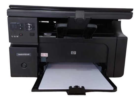 Impressora Multifuncional Hp M1132 Revisada
