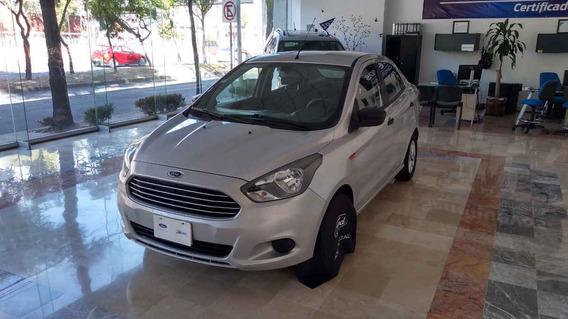 Ford Figo 2016 4p Figo Energy Tm W/defroster 4 Ptas