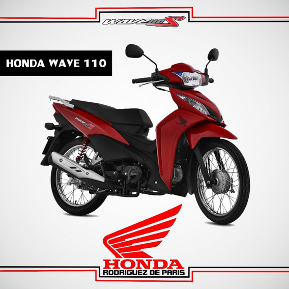 Honda Wave Roja 110 0km 2020