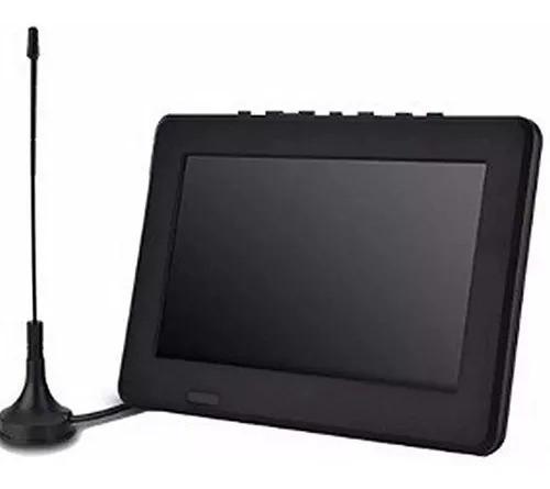 Tv Portátil Digital Monitor 7 Polegadas Tomate Mtm 707