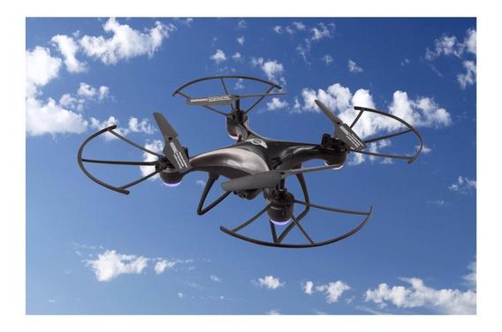 Drone Wi-fi Camera - Black Quadcopter Sky Rider Eagle 3