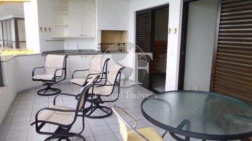 Apartamento Com 3 Dormitórios À Venda, 170 M² Por R$ 900.000,00 - Morro Sorocotuba - Guarujá/sp - Ap8989