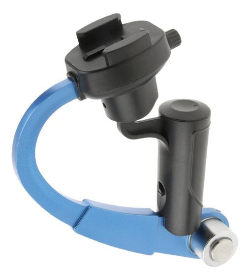 Mini Handheld Câmera Estabilizador Vídeo Steadicam Gimbal