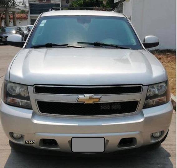 Chevrolet Suburban Paq G 4x4 2011 Blindada Nivel 4 Plus