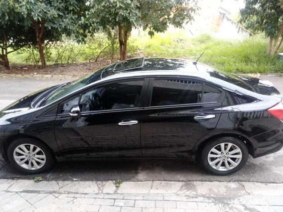 Honda Civic Exs 1.8 Top De Linha