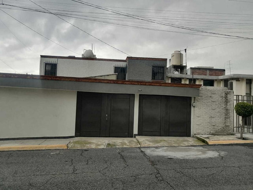Imagen 1 de 14 de Se Vende Casa En Col. Lomas Altas En Toluca, 5 Min Centro