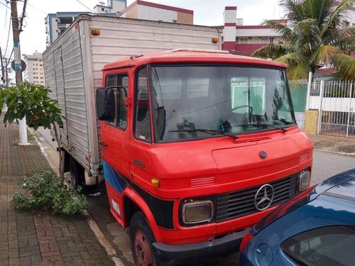Imagem 1 de 11 de Caminhão Mercedes Bens 608 Ano 1978