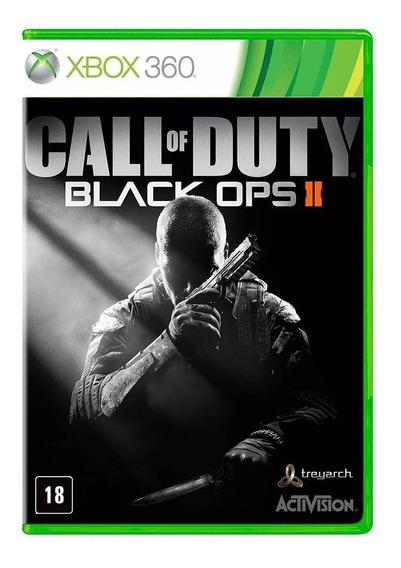 Call Of Duty Black Ops 2-xbox 360-midia Digital