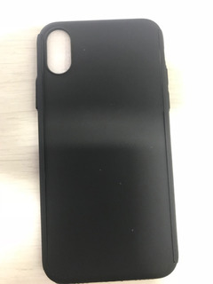 Case Capinha iPhone X Cobertura 360
