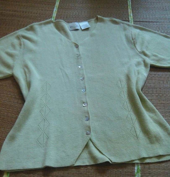 Camisa Para Damas ( Tipo Sweater) Manga Corta