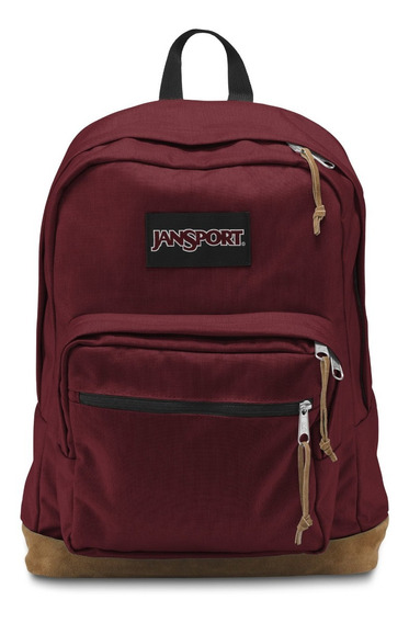 Zonazero Mochila Jansport Right Pack Russet Red Original
