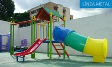 Fabricación Y Mantenimiento De Parques Infantiles De Metal