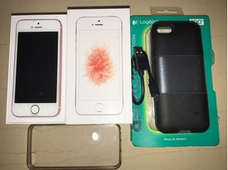 iPhone Se Rose Gold (6 Meses De Uso, Sin Detalles) Us160