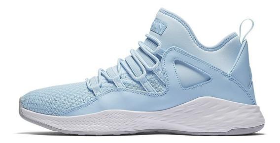 Tênis Nike Jordan Formula 23 Basquete Azul Original