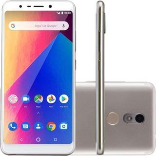 Smartphone Multilaser Ms60x Plus, 16gb, 13mp, Tela 5.7