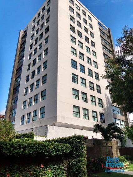 Sala À Venda, 45 M² Por R$ 270.000,00 - Parnamirim - Recife/pe - Sa0847