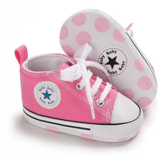 All Star Baby Sapatinho Tenis Calçados Bebês Vários