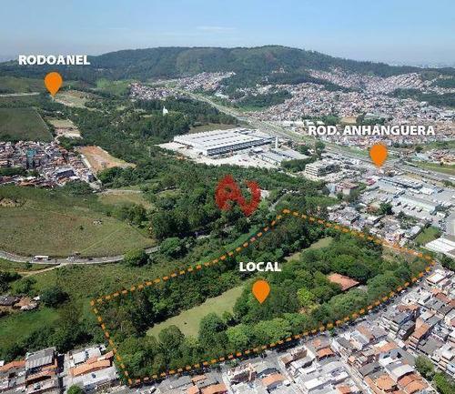 Área Comercial Para Venda E Locação, Vila Jaguara, São Paulo. - Ar0036