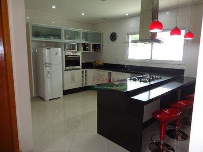 Casa Residencial À Venda, Residencial Santa Helena, Caçapava. - Ca0159
