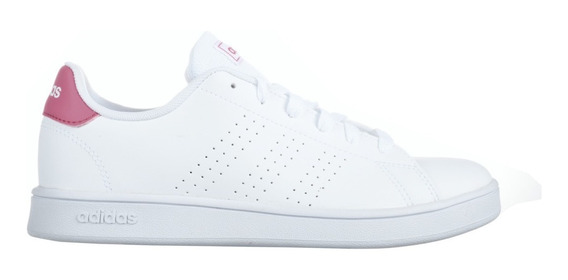 Tenis adidas Mujer Blanco Advantage K Ef0211