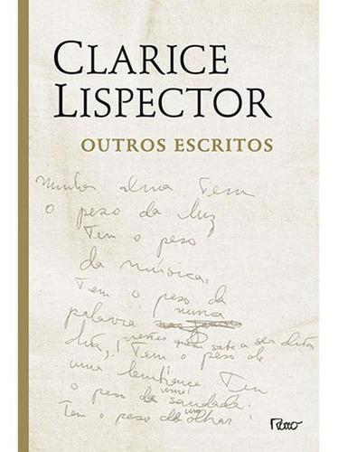 Clarice Lispector - Outros Escritos