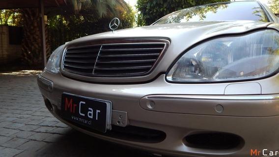 Mercedes Benz S430 2003