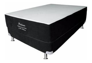 Colchon + Box Bio Mattress Queen Size Platinum Memory Foam