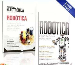 Aprenda Robotica - Principios Basicos Y Avanzados 2x1