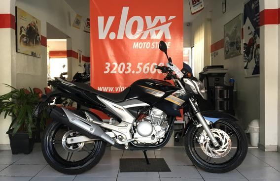 Yamaha Ys 250 Fazer Preta 2011