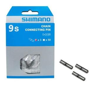 Pin De Cierre P/ Cadena Bici Shimano 9s Cn7700 En Blister