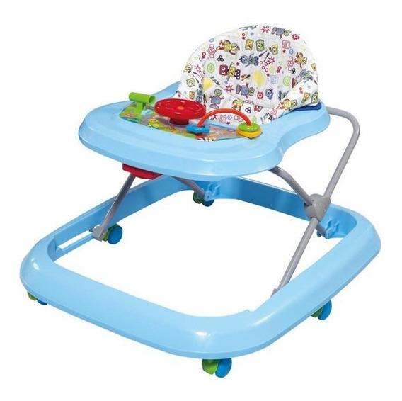 Andador Toy Tutti Baby Até 15kg - Azul Bebê