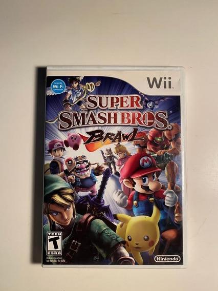 Super Smashbros Wii