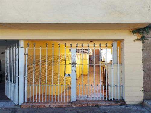Imagem 1 de 16 de Casa A 350 Metros Do Metro Guilhermina - 4837